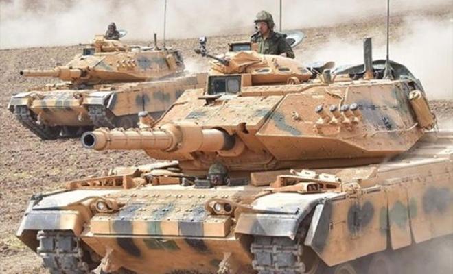 Afrin operasyonunda 25`inci gün