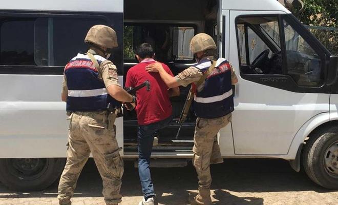 Siirt'te kesinleşmiş 9 yıl hapis cezası bulunan şahıs yakalandı