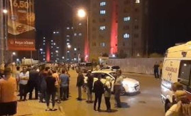 Başakşehir'de site yönetimi kavgası: 7 yaralı