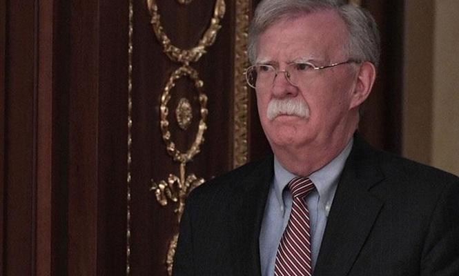 `The Intercept` yazarı: John Bolton İran`ı bombalamak istiyor