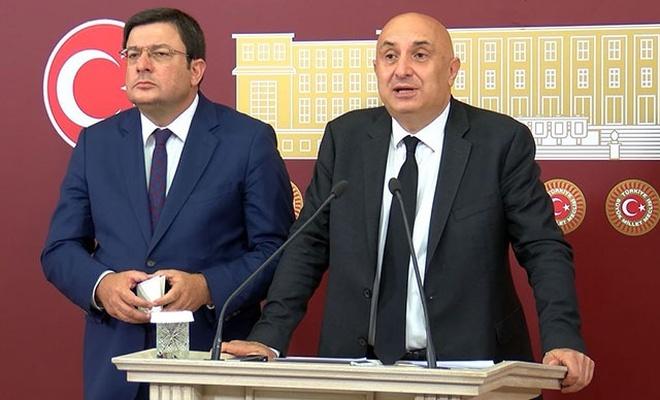 CHP'li vekillerden 'Enis Berberoğlu' açıklaması
