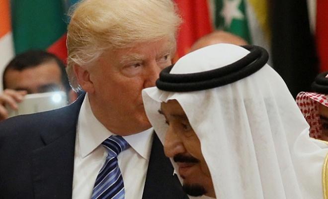 Trump, Suudi Kralı'nın Katar'ı işgal teklifini reddetmiş