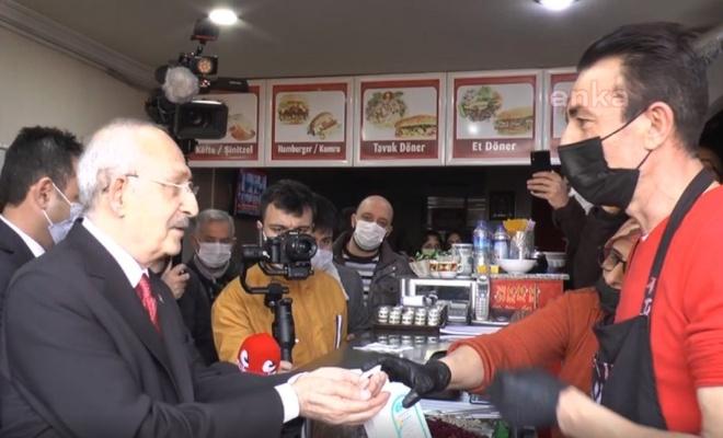 Kemal Kılıçdaroğlu: Bunu yiyeceğim, diyecekler ki 'malı götürdü'