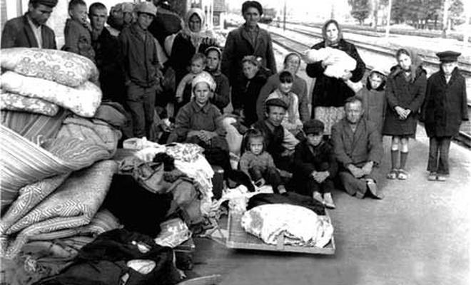 Stalin'in zulmünün 75. yılı...  Ahıskalıların sürgünü