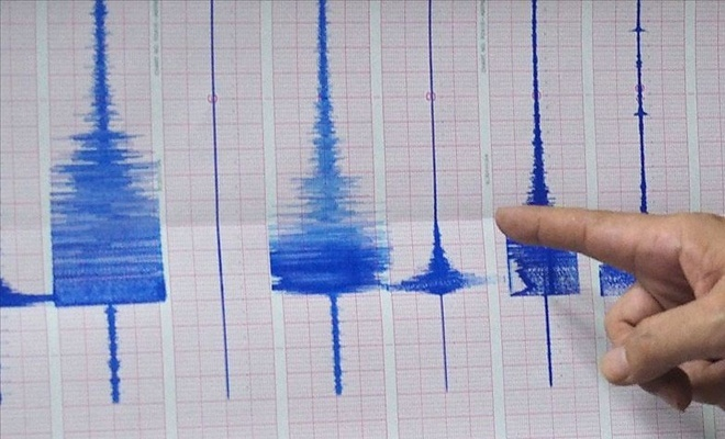 ABD'de 6,4 şiddetinde deprem