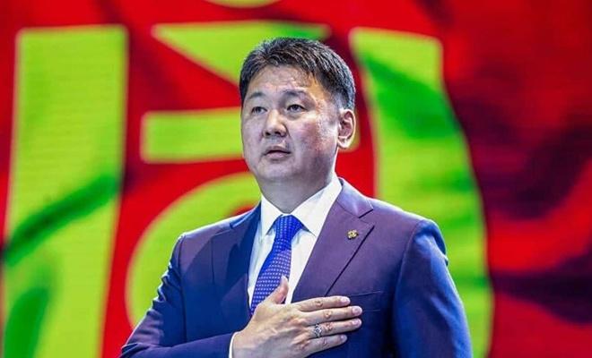 Moğolistan'da cumhurbaşkanlığı seçimlerini Khurelsukh kazandı
