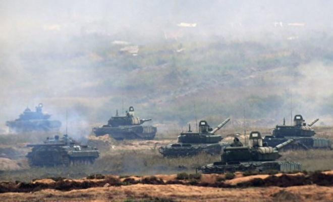 Putin'den, orduya savaş hazırlığı talimatı!