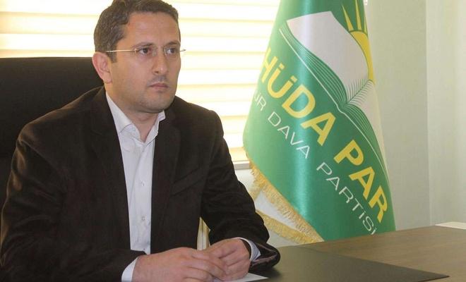 HÜDA PAR Van İl Başkanı'ndan Van Büyükşehir Belediyesinin kira kararına destek