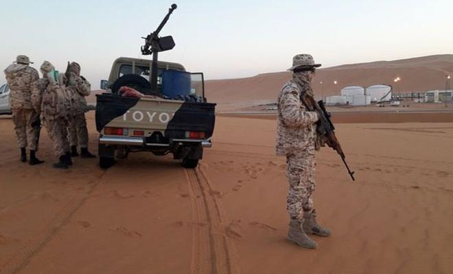 BMGK, Libya'daki paralı askerlerin çekilmesini talep eden kararı kabul etti