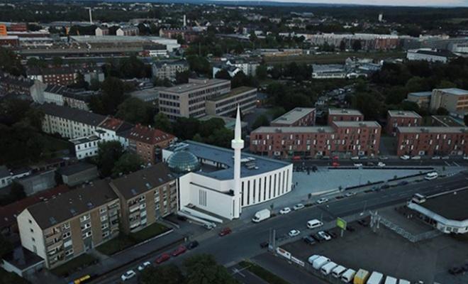 Müslümanların girişimi sonuç verdi: Aachen kentindeki 'Cami Meydanı' açıldı