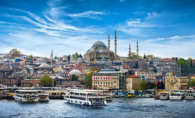 En Yüksek Gelir İstanbul'da