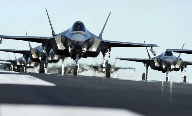 ABD yönetimi BAE'ye F-35 satışını durdurdu