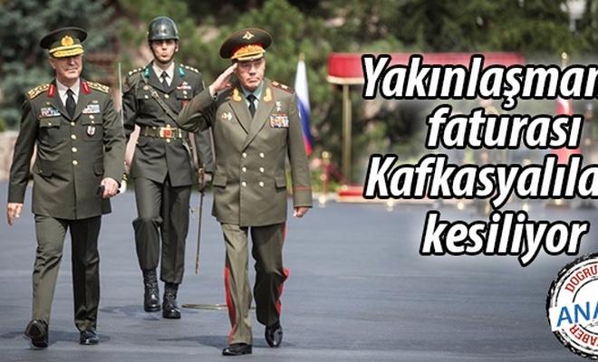 Yakınlaşmanın faturası Kafkasyalılara kesiliyor