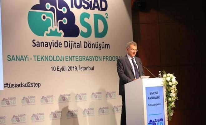 TÜSİAD'tan dijital dönüşüme vurgu