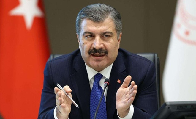 Sağlık Bakanı Koca: Aktif vakaların yaklaşık yüzde 40'ı 23 yaş altı