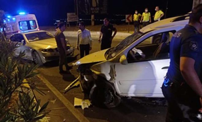 Siirt'te kaza: 3'ü çocuk 8 yaralı