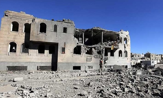 Suudi Arabistan`dan Yemen`e insani koridor
