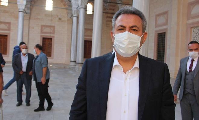 "Adana Valisi Elban: ""İletişim ağları üzerinden bayramlaşalım"""