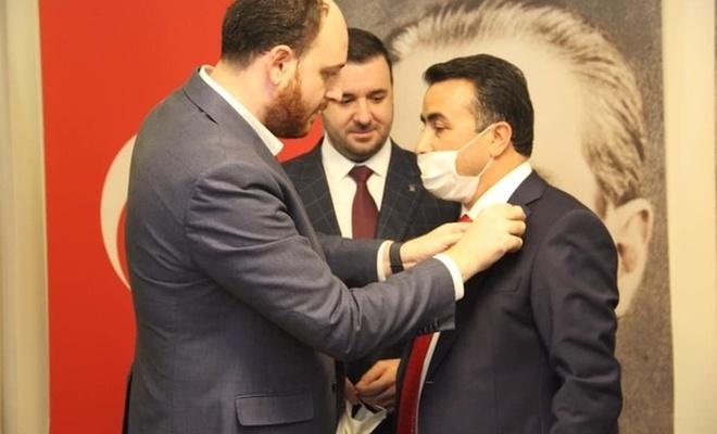 Saadet Partili Belediye Başkanı başka partiye geçti