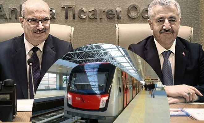 Keçiören metrosu Çubuk`a uzatılacak