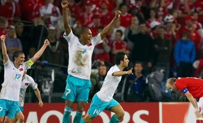İsviçre ile son maç EURO 2008'deydi