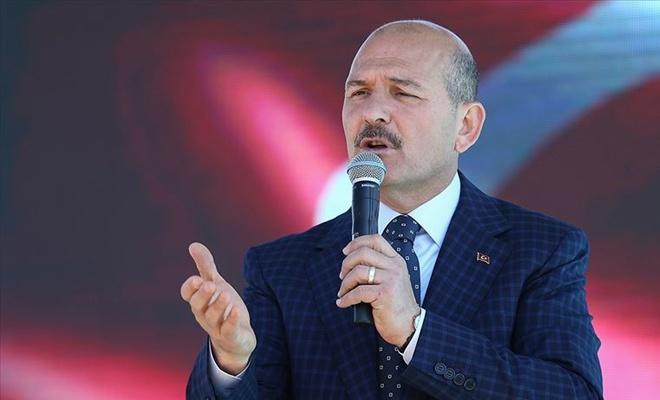 Soylu: İran ile PKK'ye yönelik ortak operasyona başladık