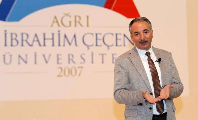 Profesör Doktor Abdulhalik Karabulut AİÇÜ Rektörlüğüne yeniden atandı