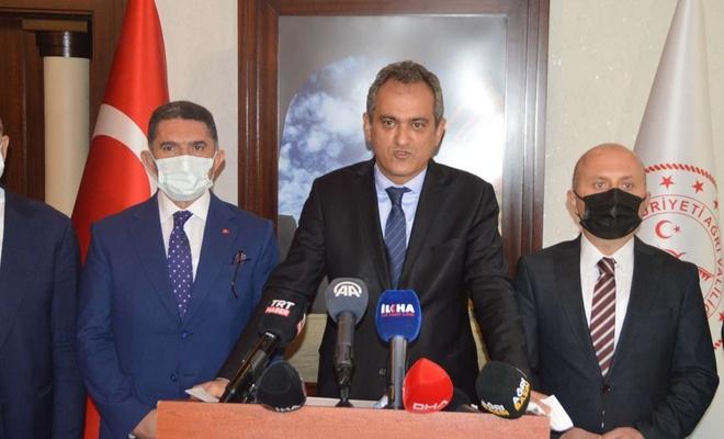 Bakan Özer'den 'yardımcı kaynak' açıklaması!