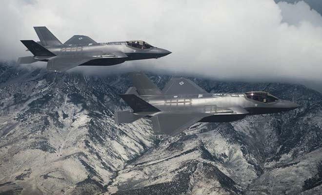 F-35 programında kayıt dışı harcama!
