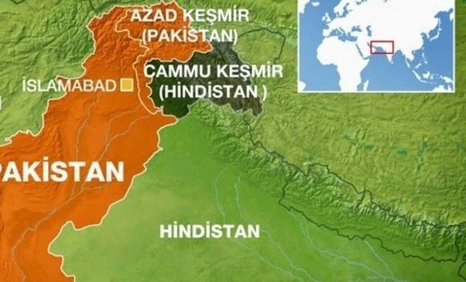 Cammu Keşmir'de Uluslararası Af Örgütü'nün etkinliği durduruldu