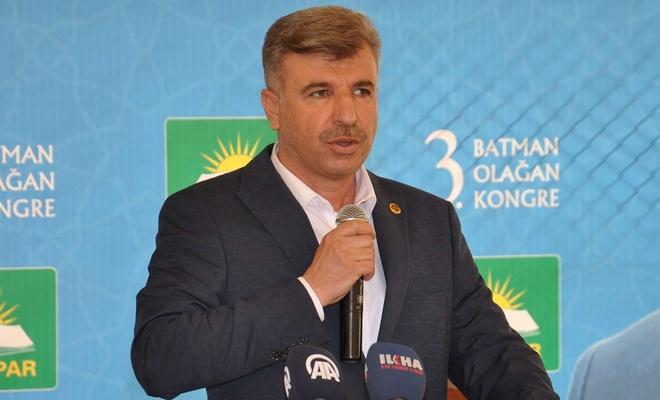 Kayapınar Belde Belediye Başkanı Özhan: HÜDA PAR'ın ilk belediye başkanı olmak şereftir