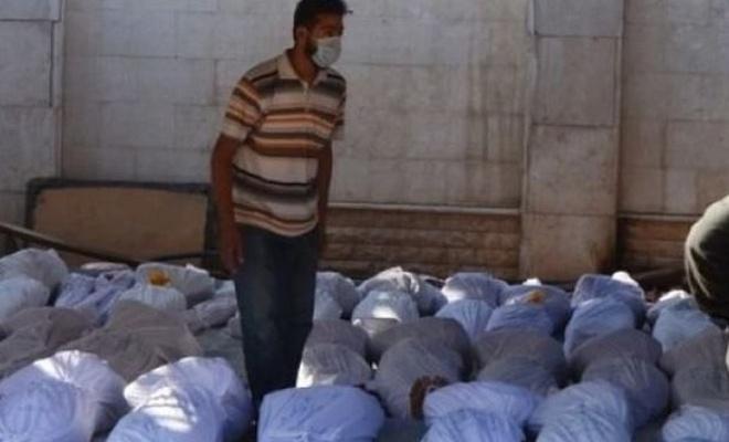 Esed`in kimyasal katliamı raporlandı