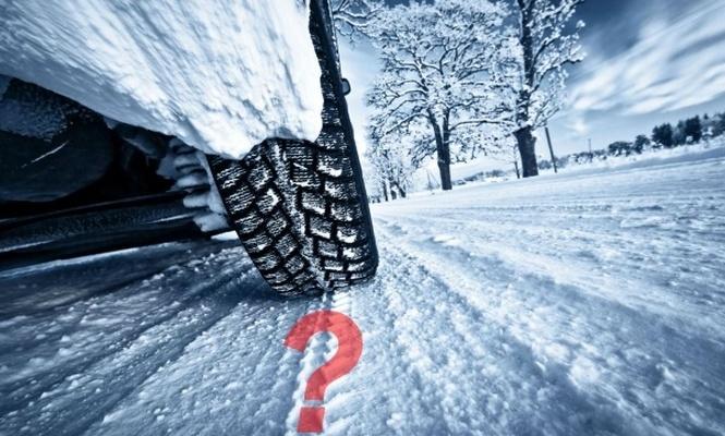 Kış lastikleri karlı havalarda yola nasıl tutunur?