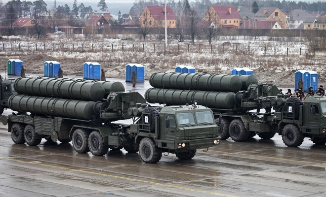Rusya'dan ''Türkiye ile ortak S-400 üretimi'' açıklaması