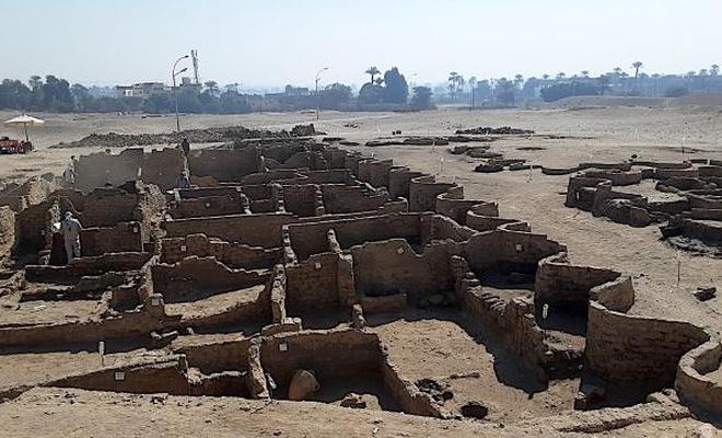 3 bin yıllık 'kayıp altın şehir' keşfedildi