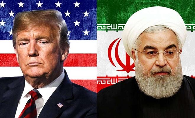 Trump'tan Ruhani ile görüşme sinyali