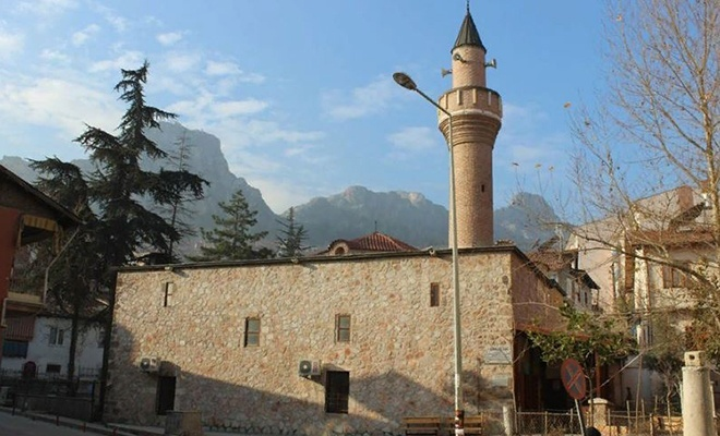 Garipler Camii bin yıldır Anadolu'da Müslümanların hizmetinde