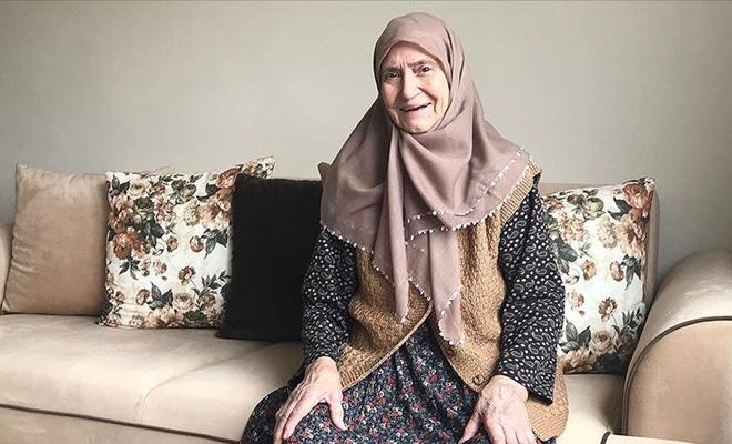 86 yaşındaki Koronavirüs hastası iyileşti