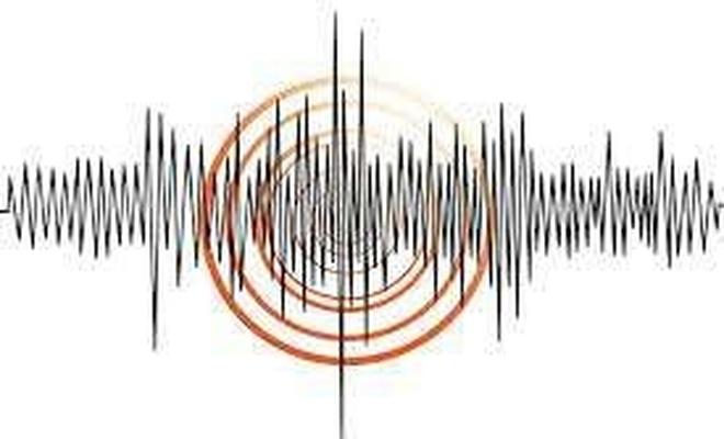 Muğla'nın Datça ilçesi açıklarında deprem