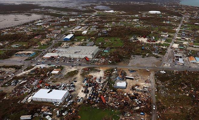 Bahamalar'da 2 bin 500 kişiden hala haber alınamıyor