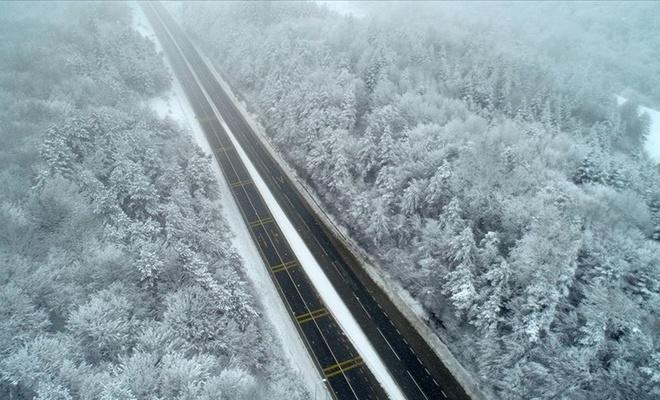 Eksi 21,8 dereceyle Türkiye'nin en soğuk ili oldu!