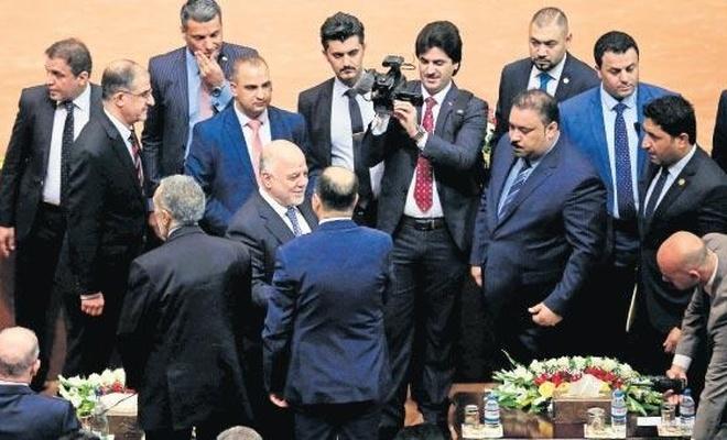Iraklı Sünni lider Nuceyfi, erken seçime yönelik yeni koalisyon kurduklarını açıkladı
