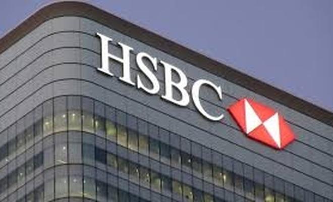 HSBC, İngiltere'de eriyor