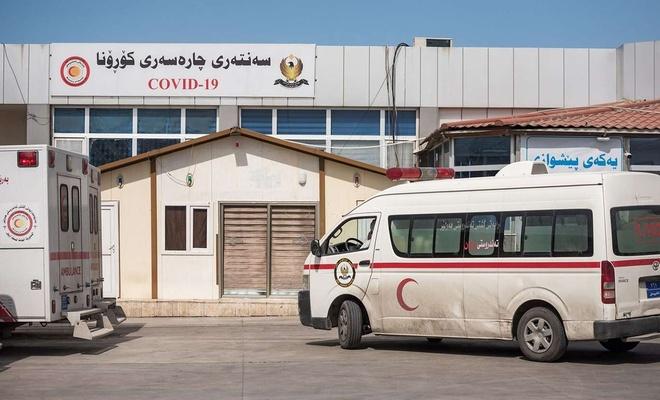 Kürdistan Bölgesi'nde Covid-19 vakalarında düşüş yaşandı