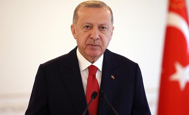 Cumhurbaşkanı Erdoğan: AİHM'in kararı siyasidir