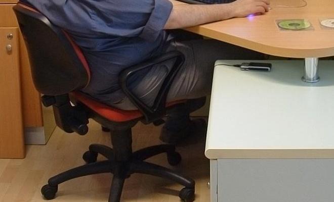Masa başı çalışanlar risk altında!