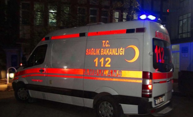 Öğrencileri taşıyan otobüs kaza yaptı: 27 yaralı