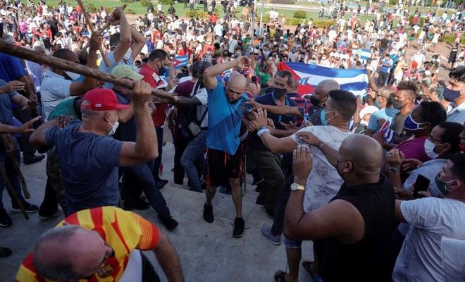 Küba hayali çökmek üzere