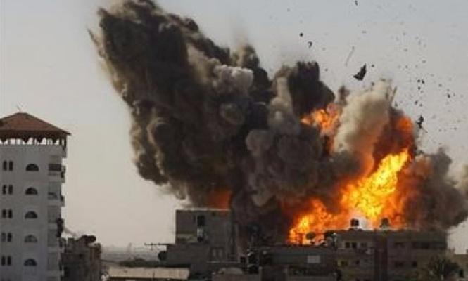 İşgalci israil Gazze`ye saldırdı!