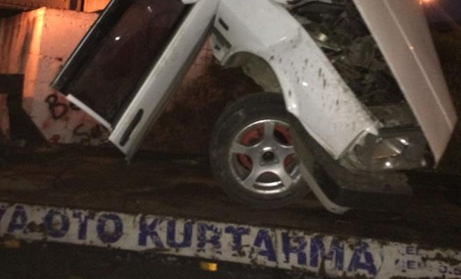 Meydana gelen kazada 2 kişi öldü